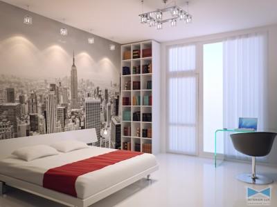 Современные стили дизайна интерьера