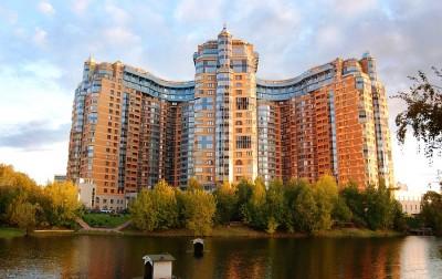 Элитные жилые комплексы Москвы 1