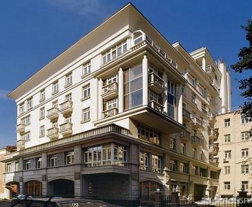 Элитные жилые комплексы Москвы