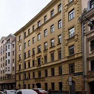 ЖК «Клубный дом Булгаков»