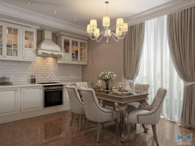 Дизайн квартиры-студии в Москве: доверяем свой комфорт профессионалам!