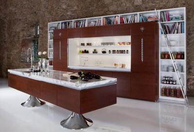 Кухонный фартук: новые дизайнерские решения