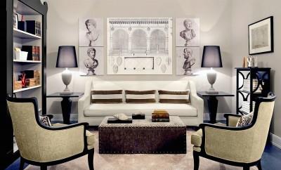 Авторские дизайн-проекты квартир