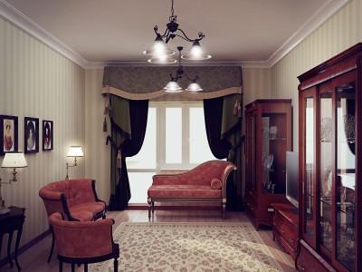 Дизайн интерьера и обустройство жилого помещения