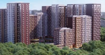 Дизайн и планировка квартиры в жилом комплексе «1174»
