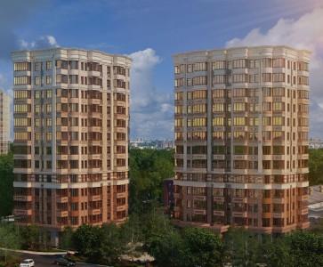 Дизайн-проект интерьера квартиры в ЖК «На Рогожском валу»