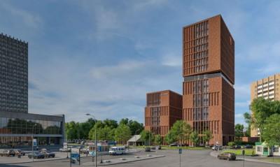 Интерьерный дизайн проект в жилом комплексе премиум класса «EgoDom»